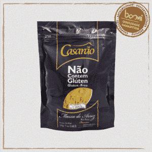 Macarrão Penne Premium Sem Glúten Casarão 200g