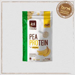 Pea Protein Banana Vegana Rakkau 600g