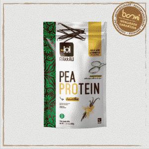 Pea Protein Baunilha Vegana Rakkau 600g