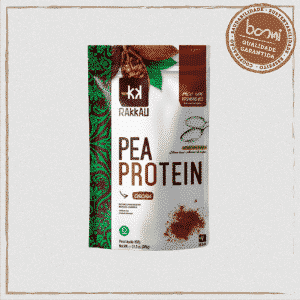 Pea Protein Cacau Vegana Rakkau 600g