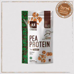 Pea Protein Cookies Vegana Rakkau 600g