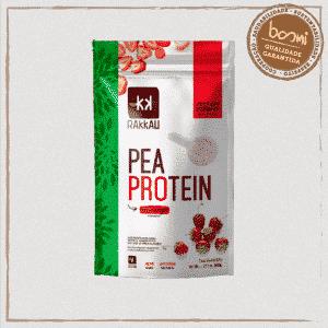 Pea Protein Morango Vegana Rakkau 600g