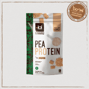 Pea Protein Paçoca Vegana Rakkau 600g