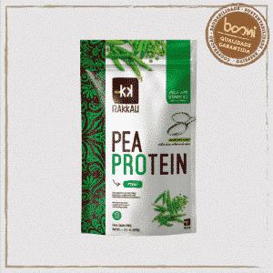 Pea Protein Raw Vegana Rakkau 600g