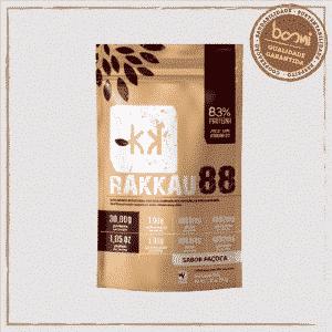 Rakkau 88 Baunilha Proteína Vegana Rakkau Paçoca 907g