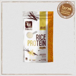 Rice Protein Baunilha Vagana Rakkau 600g