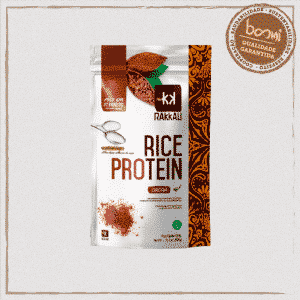 Rice Protein Cacau Vagana Rakkau 600g