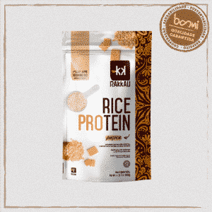 Rice Protein Paçoca Vagana Rakkau 600g