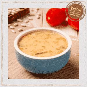Sopa de Feijão Branco com Legumes Pronto Light 350g 1