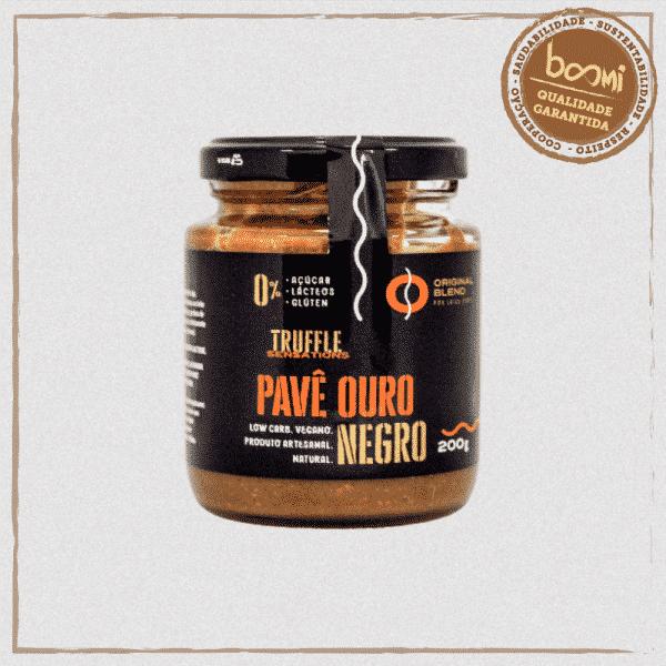 Truffle Pavê de Ouro Negro Vegano Original Blend 200g