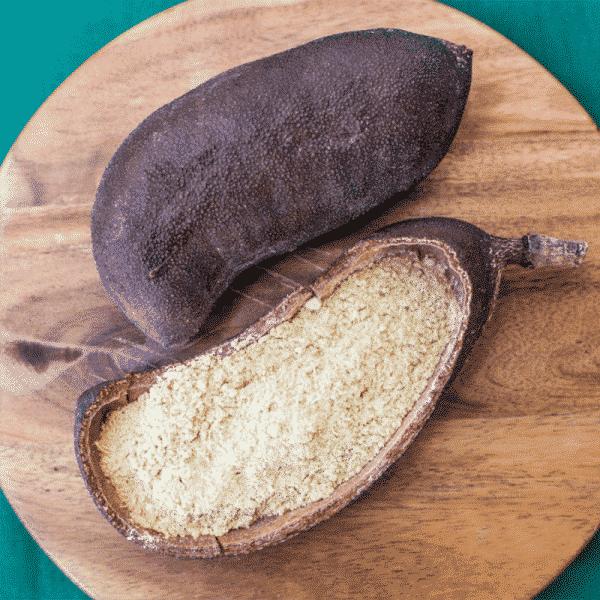 Farinha de Jatobá 100% Natural Bioporã 85g 2