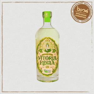 Gin Vitória Régia Orgânico Citrus 750ml 1