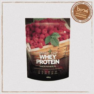 Grassfed Whey Protein Framboesa Puravida 450g