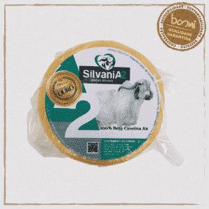 Queijo Serrinha Curado na Cerveja 100% Beta Caseína A2 Silvania 350g 1