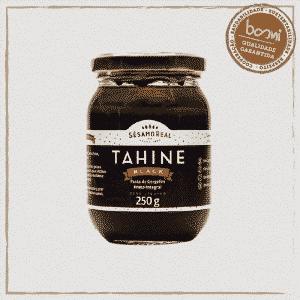 Tahine Black Sésamo Real 250g